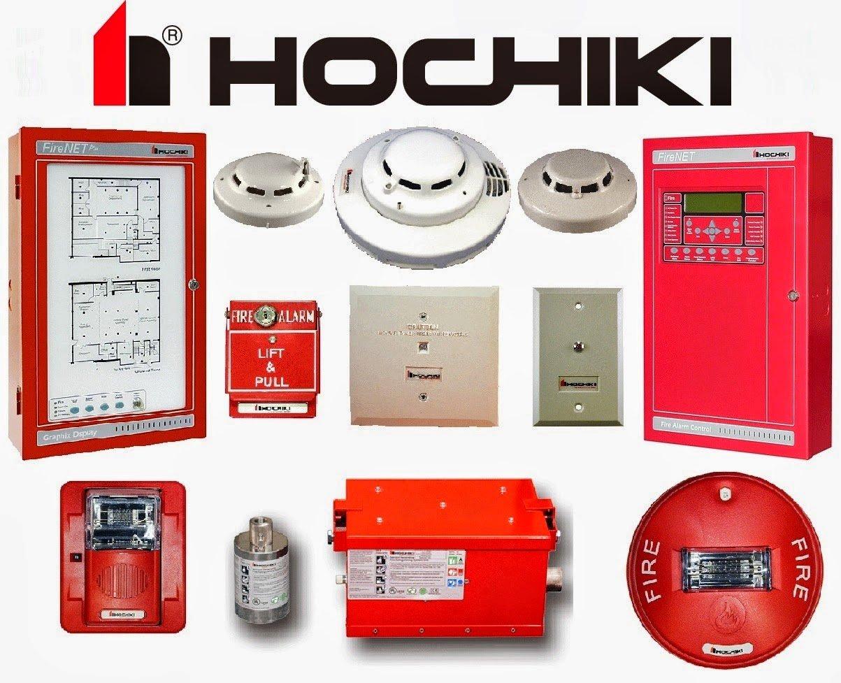 Sửa chữa thiết bị báo cháy Hochiki tại Hà Nội post image