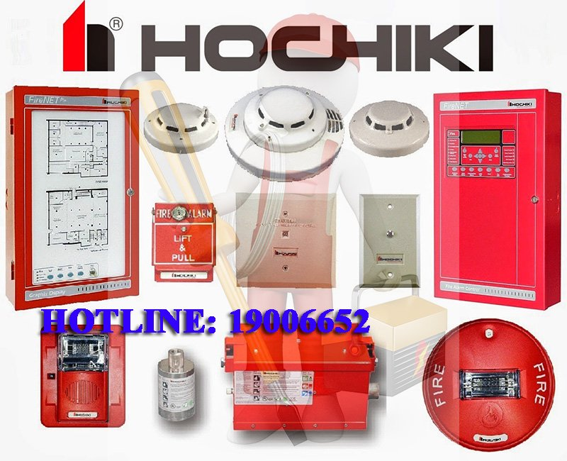 Dịch vụ bảo trì thiết bị báo cháy Hochiki tại nhà post image