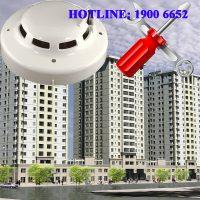 Sửa nhanh hệ thống báo cháy cho chung cư giá rẻ thumbnail