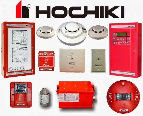 Thiết bị báo cháy Hochiki - Thiết bị báo cháy báo khói tự động chất lượng cao