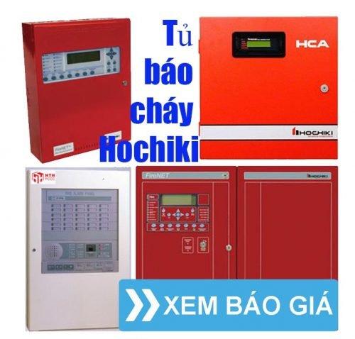 Bảng báo giá tủ báo cháy Hochiki từ nhà phân phối Hochiki Việt Nam