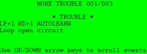 Slave line open circuit: Hở mạch, thiếu điện trở trên modul SOM/SOM-A/AI