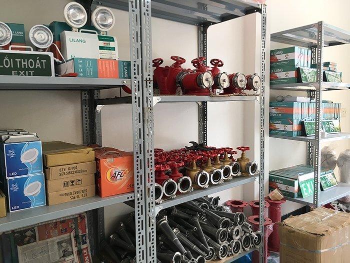 Nhà phân phối thiết bị PCCC chính hãng uy tín tại Gò Vấp TPHCM