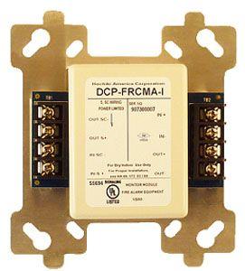 Module giám sát ngõ vào Hochiki DCP – FRCMA-I có kèm mạch cách ly (Isolator)