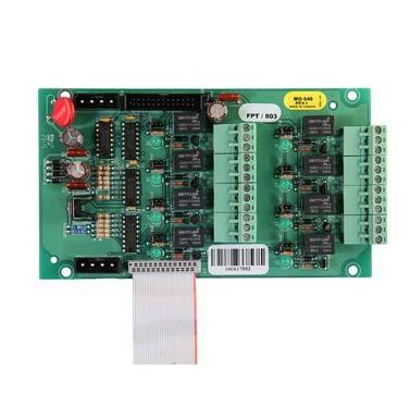 HRM-1008: Bo 8 ngõ ra Rờ-le cho tủ Hochiki HCP – 1000 Series post image