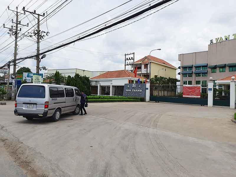 Hochiki Việt Nam cung cấp thiết bị PCCC cho công ty Vạn Thành post image