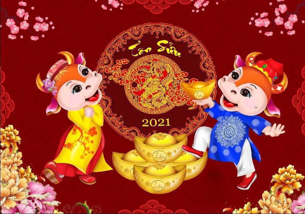 Mừng xuân Tân Sửu 2021 kính chúc quý khách hàng MAY MẮN – SỨC KHỎE – THÀNH ĐẠT post image